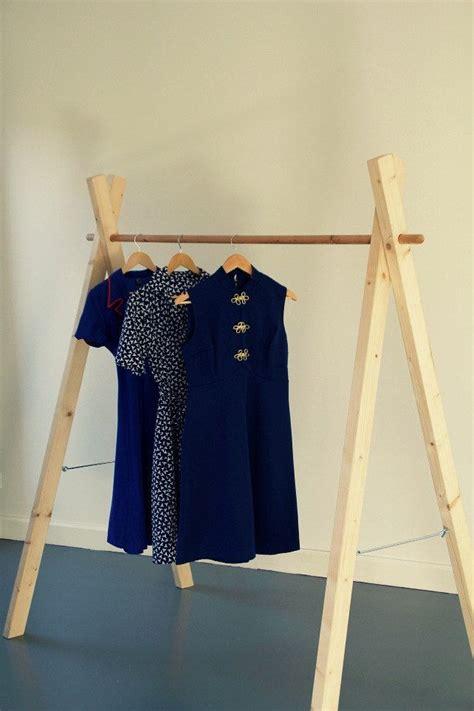 Diy Wardrobe Rack by Best 25 Clothing Racks Ideas On Diy Clothes