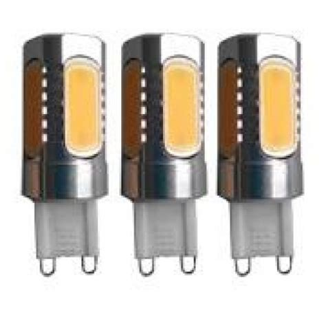 Sockel G9 Led Leuchtmittel by 5w Cob Led G9 Leuchtmittel Birnen Mais Leuchte Mit G9 Sockel 230v Alu Keramik