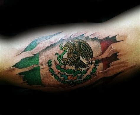 mexican american tattoos 63 popular mexican eagle designs ideas about