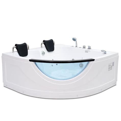 baignoire a remous homeward bath angle de deux personnes arrondi baignoire 224