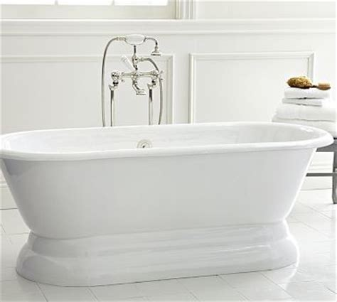 traditional bathtubs porcelain freestanding pedestal bathtub fittings