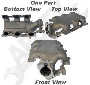 2000 2005 chevy buick olds pontiac 3 1l 3 4l intake manifold plenum assembly ebay
