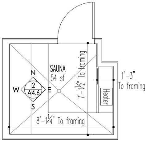 sauna floor plan sauna design construction saunas sauna design and