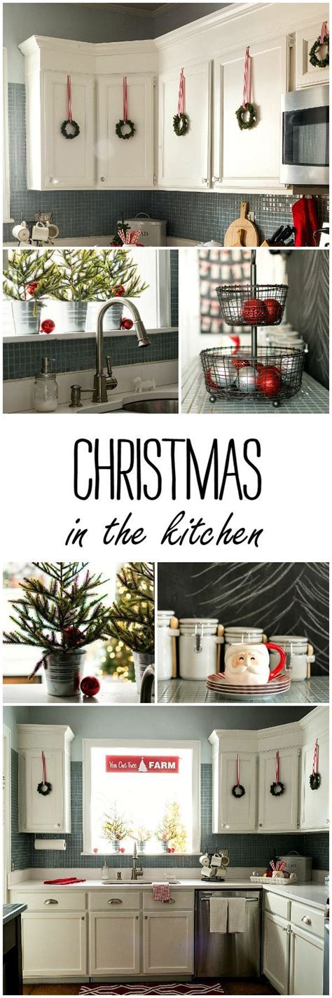 fun kitchen decorating themes home 25 unique christmas kitchen decorations ideas on