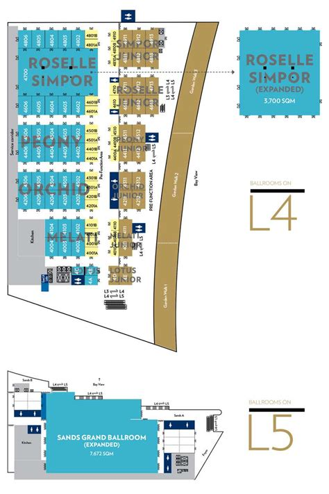 sands expo and convention center floor plan meeting rooms in singapore at sands expo convention centre