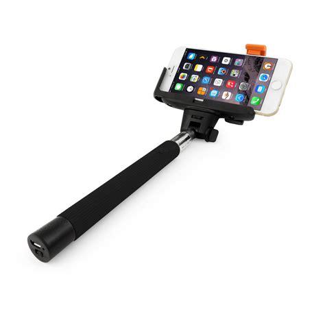 Monopod Iphone extendable monopod handheld self portrait selfie stick holder for iphone samsung ebay