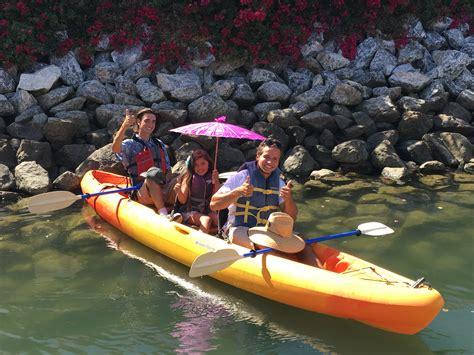 paddle boats ventura harbor kayaks