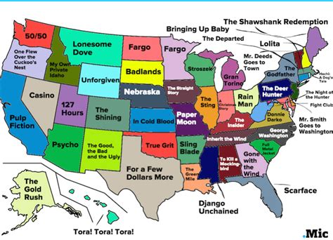 the most popular tv show in each state mental floss the most popular movie from each state in one surprising