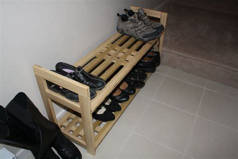 poplar shoe rack  jsovens  lumberjockscom