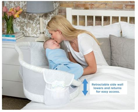 Baby Sleeper Next To Bed by 17 Best Ideas About Infant Bed On New Baby