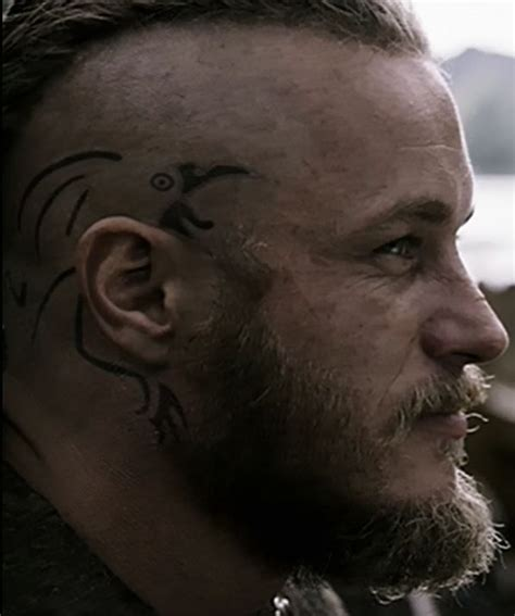 did vikings have tattoos ragnar lodbrok tattoos