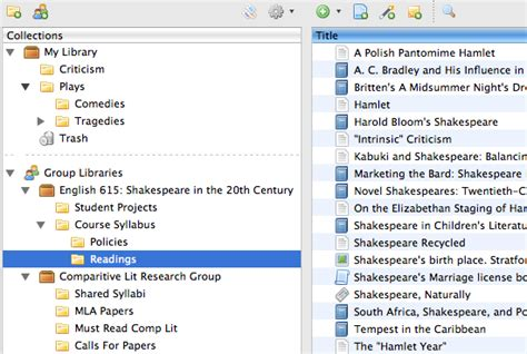 zotero guide tutorial sharing and collaborating zotero research guides at