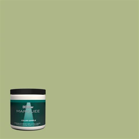behr paint colors green family behr marquee 8 oz ppu11 15 green balsam one coat hide