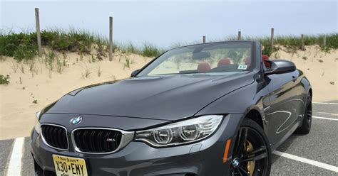 drop top decadence 2015 bmw m4 convertible review ny