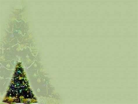 christmas tree happy for powerpoint templates ppt
