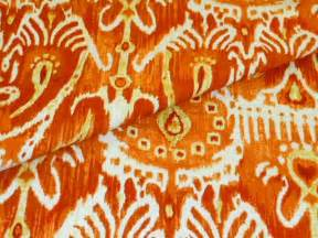 Decorator Pattern Duralee Exclusive Ikat Pattern Cerva Decorator Fabric In