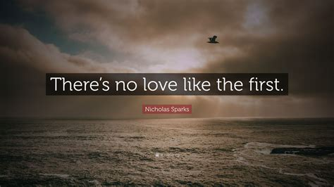 nicholas sparks quote   love