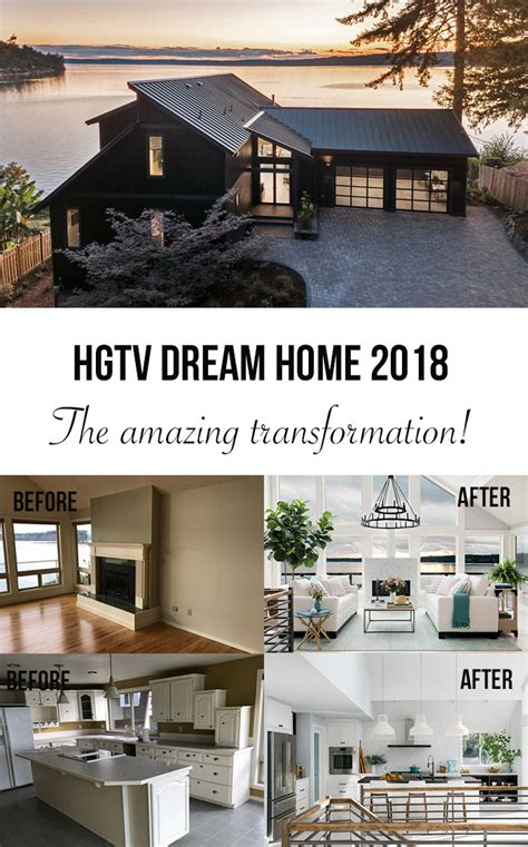 the hgtv home 2018 transformation and giveaway