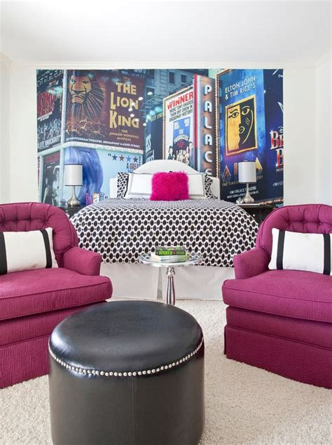 25 best ideas about broadway themed room on
