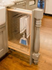 kitchen cabinet slide out organizers 29 clever ways to keep your kitchen organized diy