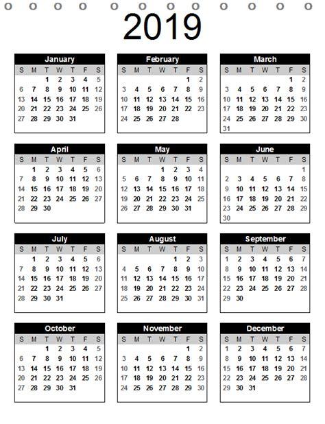 desk calendar  printable template  printable yearly calendar annual