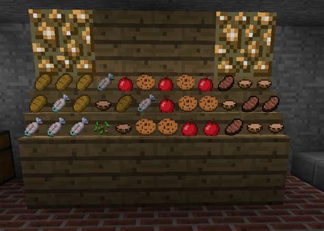 minecraft shelves shelf mod for minecraft surviving