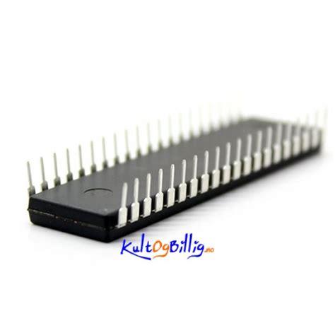 Ic Atmega16 Atmega 16a Pu Dip 40 atmega16a pu avr mega16 dip 40 microcontroller