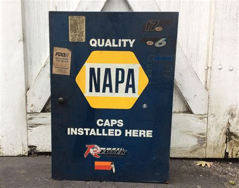 Napa Auto Parts Gift Card - vintage estate authentic napa auto parts napa caps
