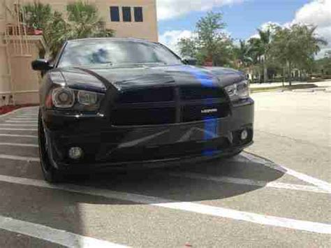 when was the dodge charger made buy used 2011 dodge charger mopar 11 711 of 1500 made