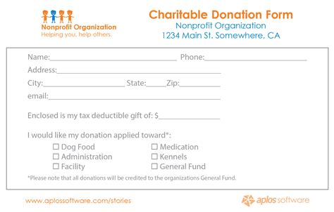 non profit donation card template the one mistake that almost killed our fundraiser aplos