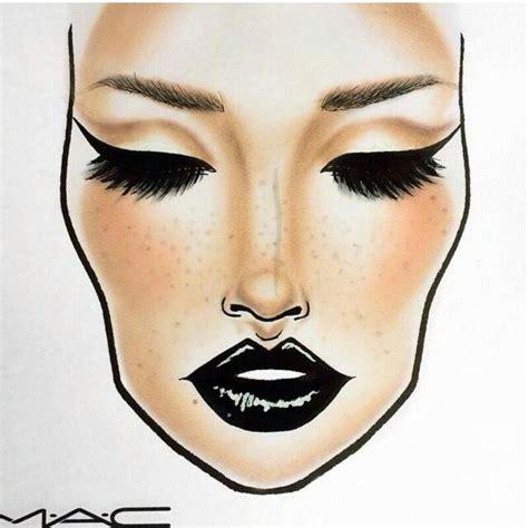 The 25 Best Mac Face Charts Ideas On Pinterest Face | the 25 best face charts ideas on pinterest mac face