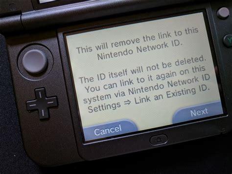 resetting nintendo id password how to factory reset your nintendo 3ds