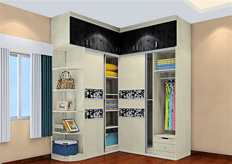 corner bedroom cupboard corner wardrobe designs for bedroom