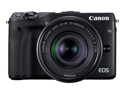 Canon Eos M3 Mirrorless opinion does the arrival of the eos m3 canon is finally taking mirrorless seriously