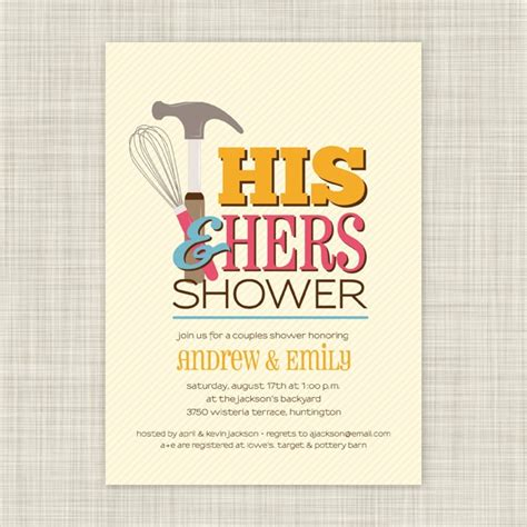 wedding shower invitations for couples 21 best images about wedding shower on