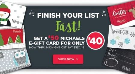 Michaels Gift Card - michaels archives page 3 of 5 free stuff finder