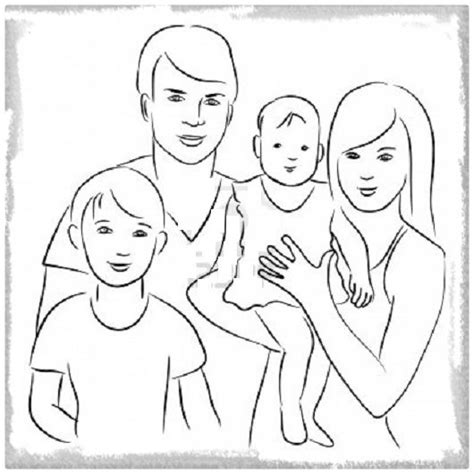 imagenes de la familia para iluminar imagenes de familias para dibujar archivos imagenes de