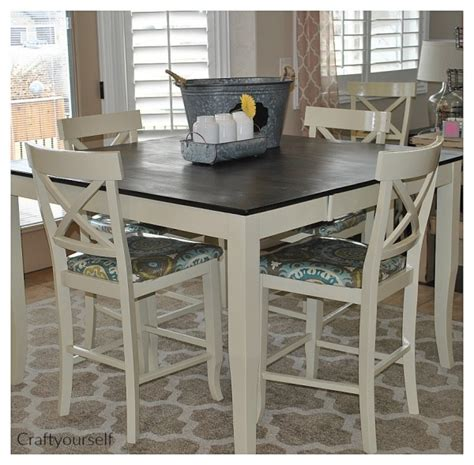 how to redo a dining room table dining room table re do craft