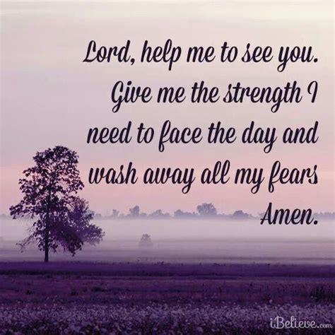blessing of comfort lds prayer for strength prayers pinterest help me daily