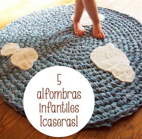 alfombras infantiles caseras pequeocio