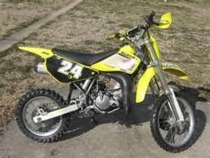 Suzuki 85 Dirt Bike 800 2002 Suzuki Rm85 Dirt Bike For Sale In Evansville