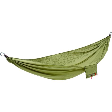 Hammock Single Therm A Rest Slacker Single Hammock Print 06191 B H