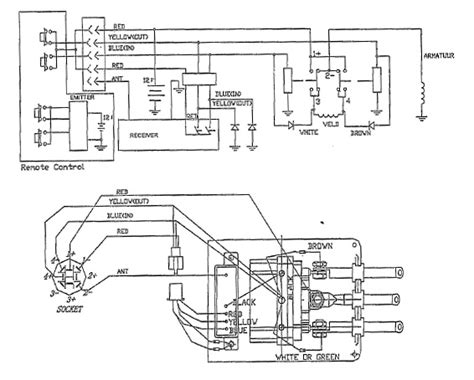 t max winch wiring diagram 26 wiring diagram images