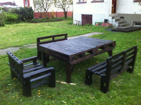 pallet garden furniture  pallets