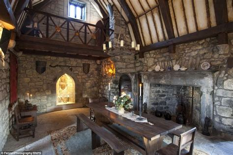 medieval house interior inside the 16th century stately home on sale for 163 5