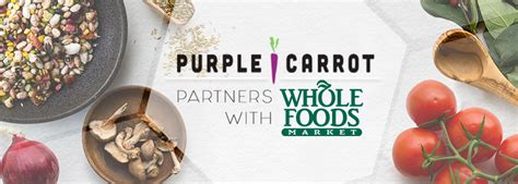 the carrot purple and other curious stories of the food we eat rowman littlefield studies in food and gastronomy books whole foods partners with purple carrot for vegan meal