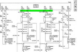 2014 chevy silverado speaker wire diagrams autos post
