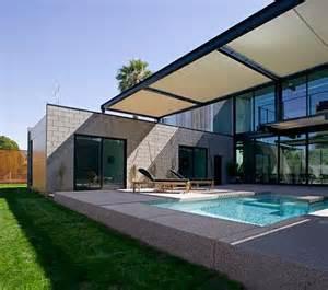Small Pool House Designs modern house in tempe arizona freshome com
