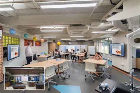 design lab school shepard middle school science lab renovations