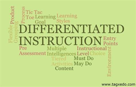 Carol Ann Tomlinson Differentiation Quotes